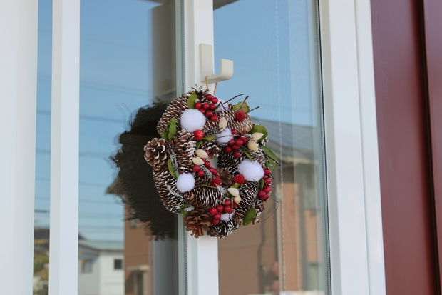 クリスマス 入口